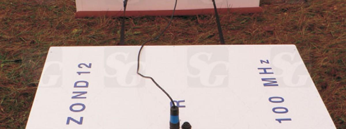 Антенна 100 МГц поверхностная, экранированная