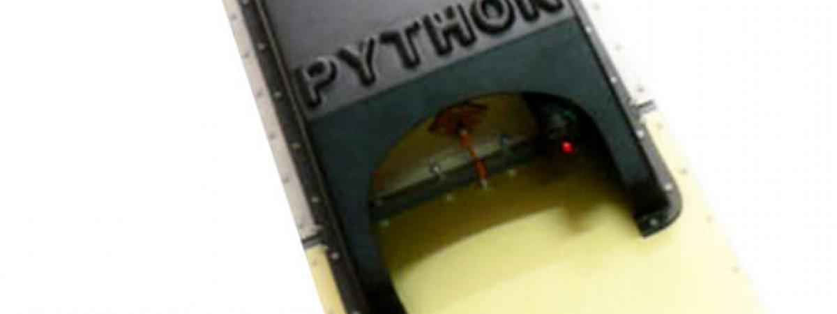 Моностатический глубинный георадар «Питон-3»